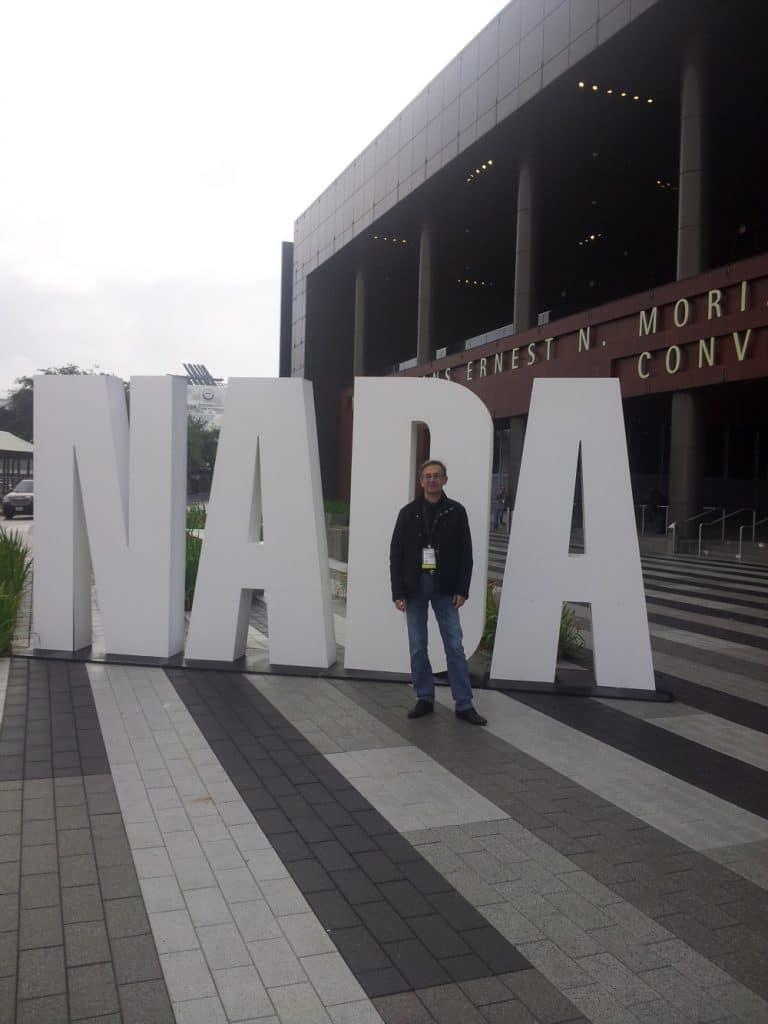 GTLiens au congrès NADA à la Nouvelle Orléans