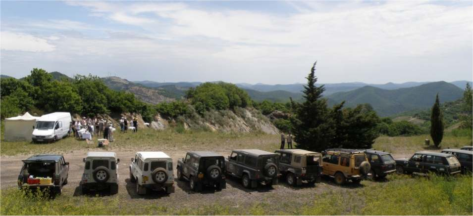 Tout terrain 4X4 sites Internet