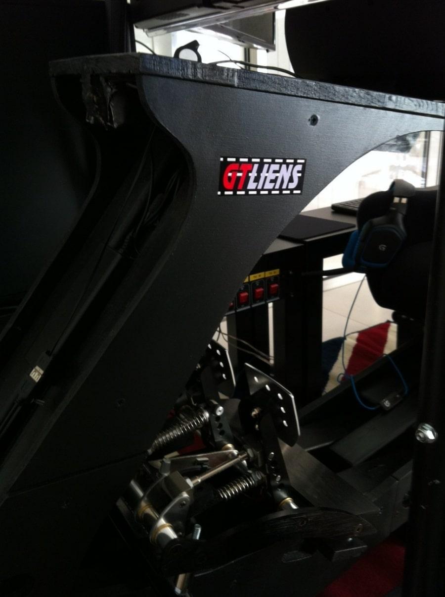 Cockpit simrace