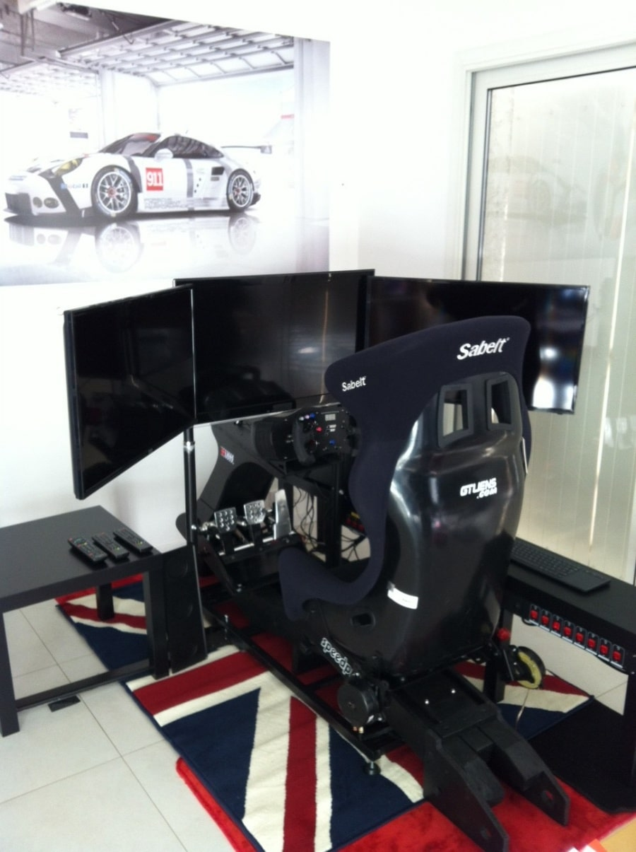 Simrig chassis et cockpits de simracing - GTLIENS