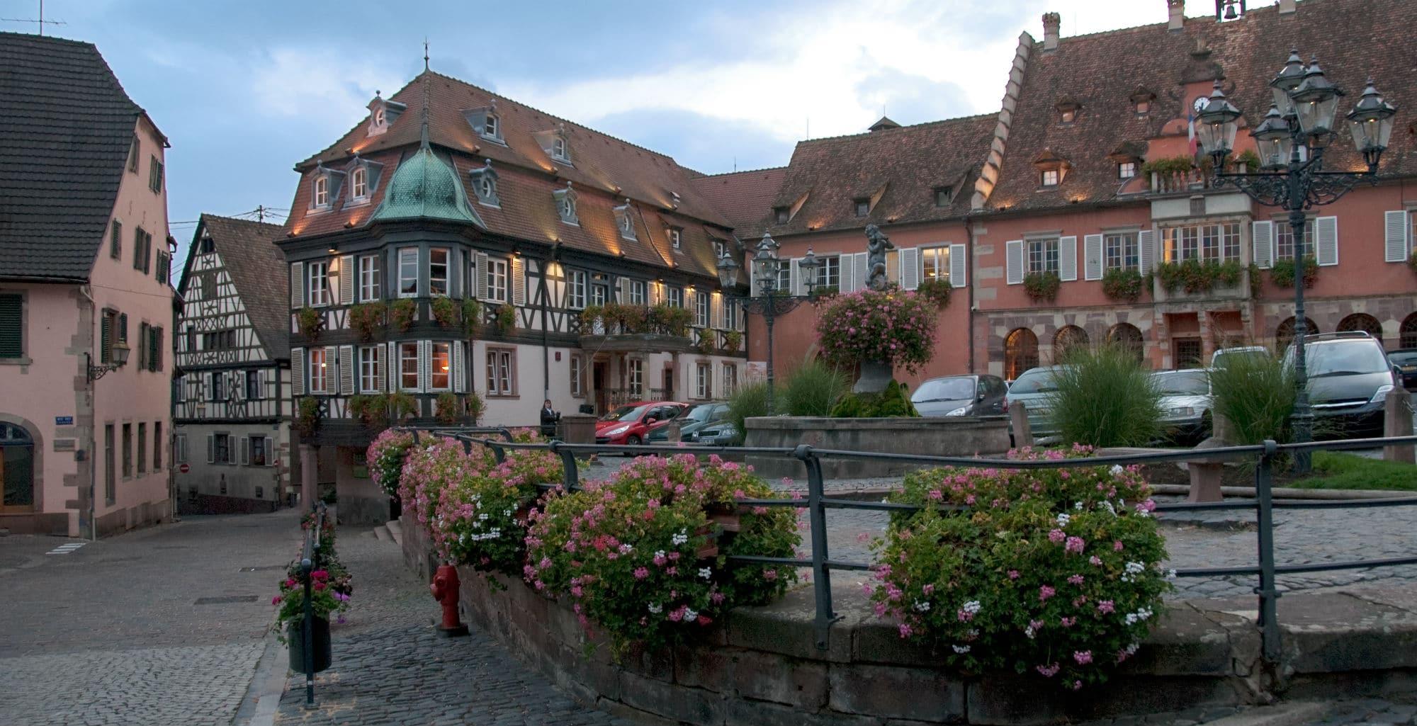 Parking libre Strasbourg
