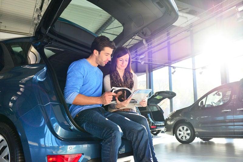 Comment acheter une nouvelle voiture ?