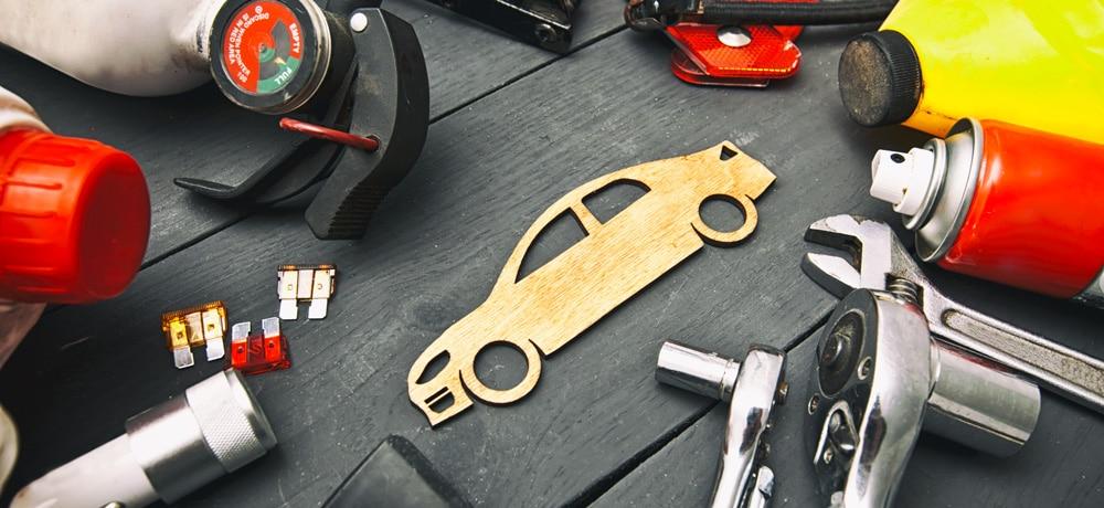 L'outillage auto qu'il faut pour réparer, entretenir ou bricoler sur une voiture